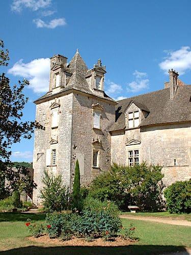 Renaissance Chateau de Cenevieres