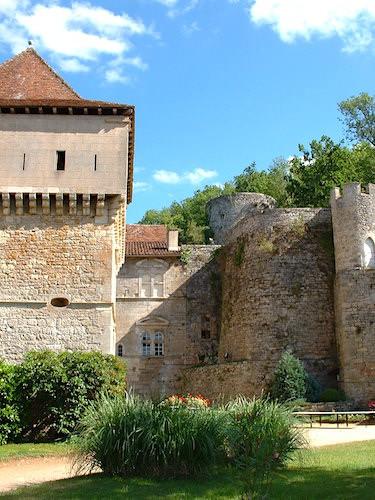 Chateau de Cenevieres - Medieval and Renaissance buildings