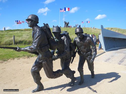 D-Day 75th Anniversary Commemorations - Utah Beach