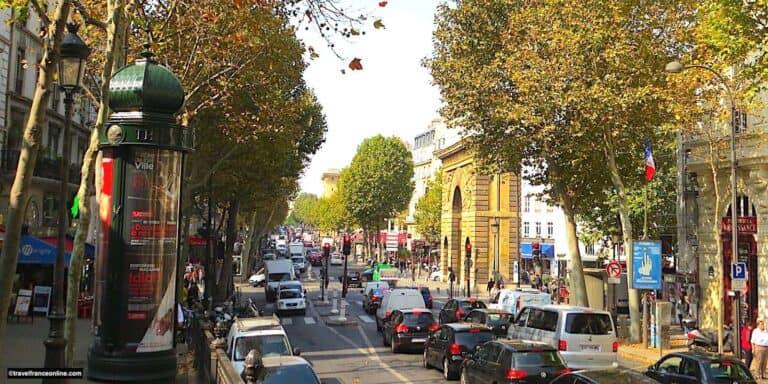 Grands Boulevards, Paris entertainment district