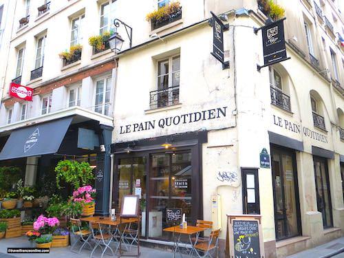 Le Pain Quotidien in Rue Montorgueil
