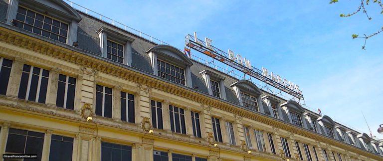 Le Bon Marché, Paris' oldest department store