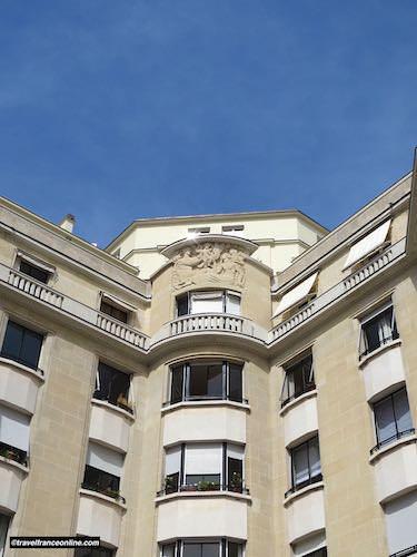 Le Bon Marché Rive Gauche Art Deco architecture