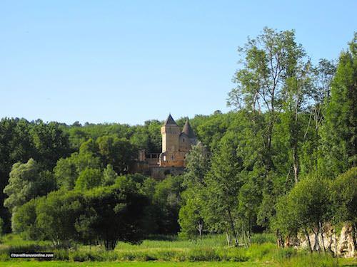 Chateau de Lauzel