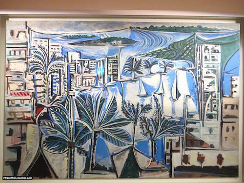 Hotel Sale - Picasso Museum - Baie de Cannes - 1958