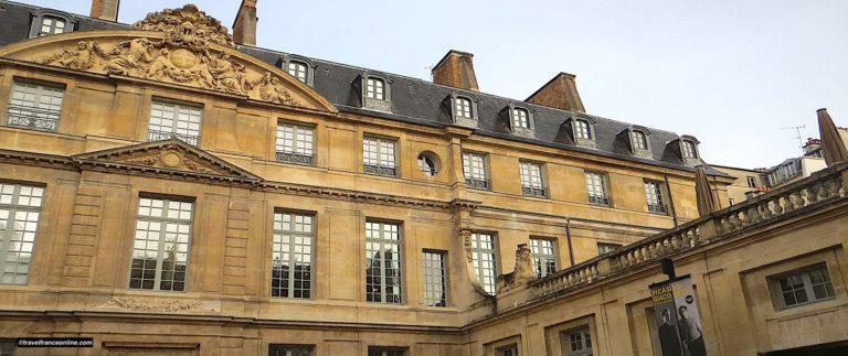 Hôtel Salé, home to the Picasso Museum