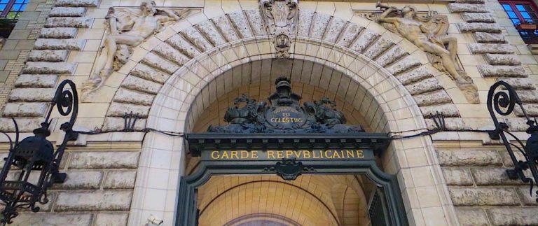 Garde Republicaine, Paris' emblematic Gendarmerie force