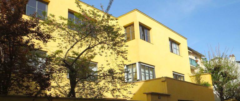 Villa Seurat, a showcase of Modernist architecture
