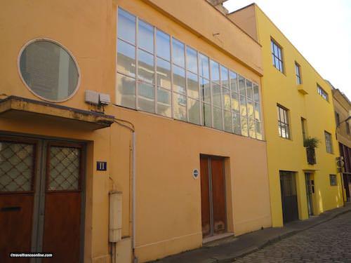 Maison Huggler at No.11 by Lurçat