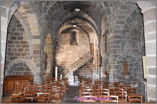 Eglise St-Jean-Baptiste de Tournemire