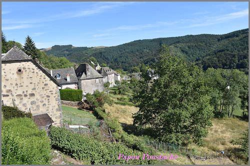 Tournemire village