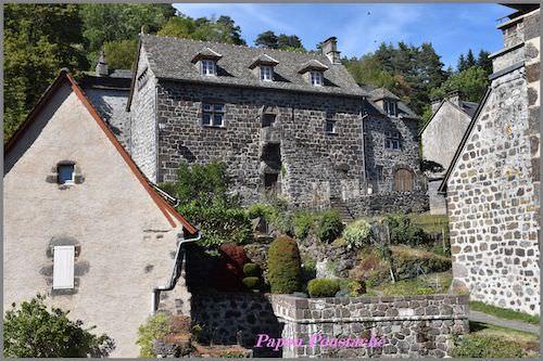 Logis seigneurial - Castle of Tournemire living quarters