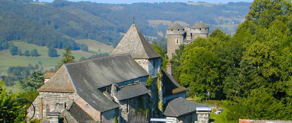 Tournemire in Auvergne