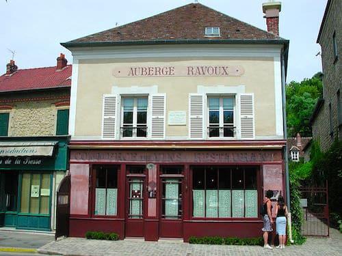 Auberge Ravoux in Auvers-sur-Oise