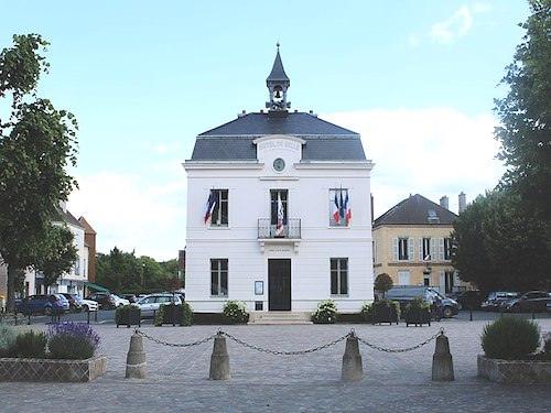 Auvers-sur-Oise town hall