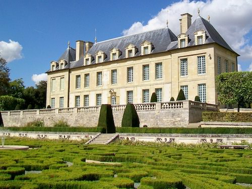 Chateau de Leyrit also known as Chateau d'Auvers-sur-Oise