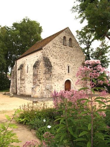 Saint-Blaise-des-Simples Chapel and botanical garden