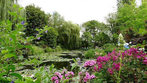 Maison de Monet - Water lilies pond