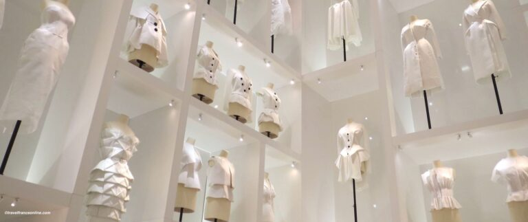 Christian Dior collections at 2017 Louvre exhibition