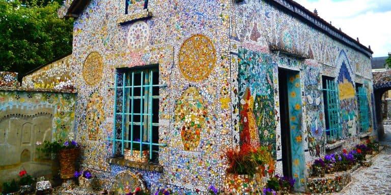 Maison Picassiette, the ceramic house
