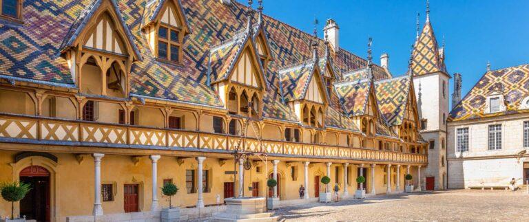Bourgogne former administrative region