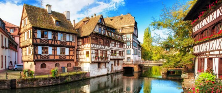 La Petite France – Strasbourg's historic district