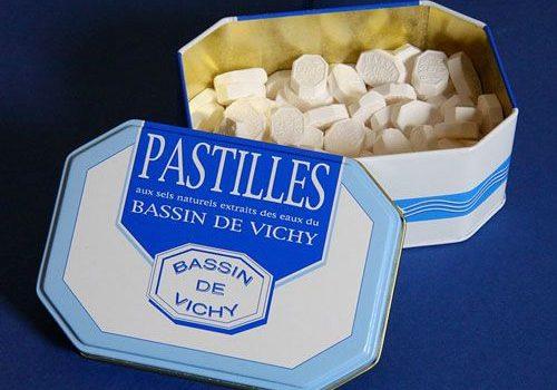 Pastilles de Vichy