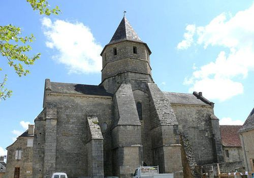 Eglise Saint-Robert