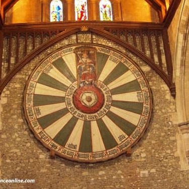 Arthurian Legend - King Arthur's Round Table in Winchester