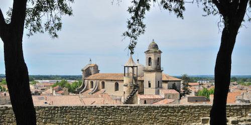 Collegiate Notre-Dame des Pommiers Beaucaire