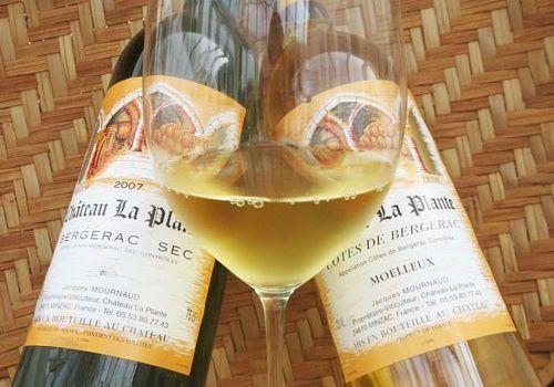 Bergerac wines - white