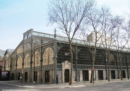Carreau du Temple after renovation