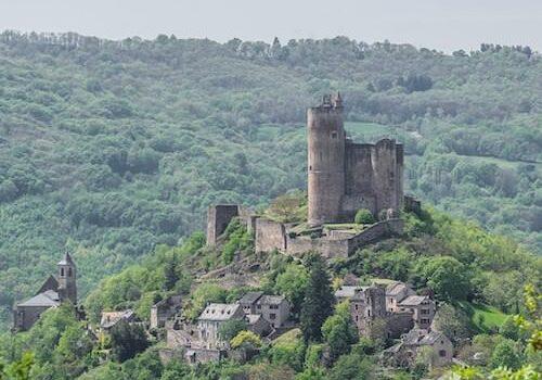 Najac Castle