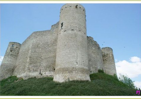 Chateau de Billy - A superb illustration of Military architecture