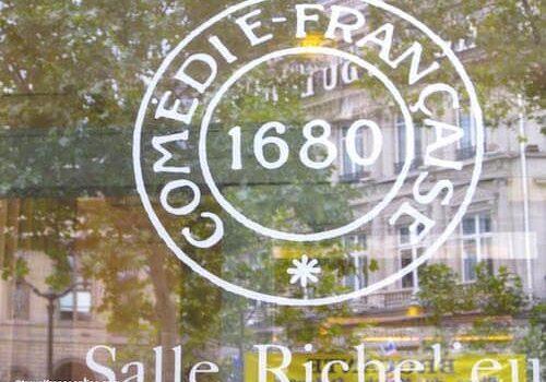 Comedie Francaise in Paris