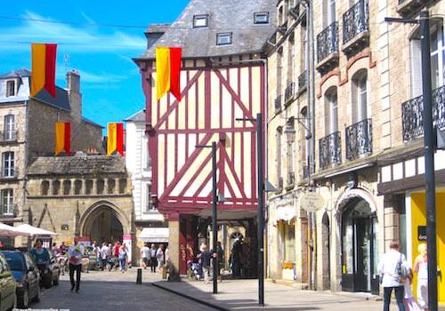 Couvent des Cordeliers in Dinan