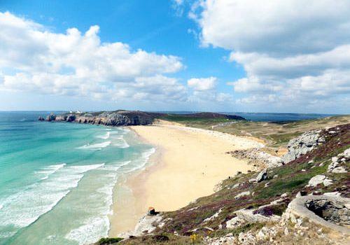 Emerald Coast - Côte d'Emeraude in Brittany