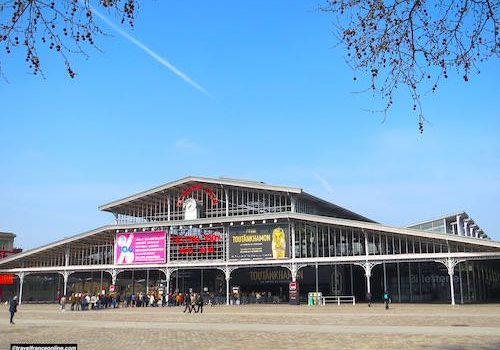Grande Halle de la Villette, multi purpose venue in Paris