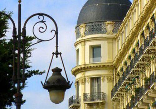 Hotel Regina in Cimiez