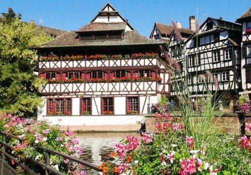 Maison des Tanneurs in La Petite France