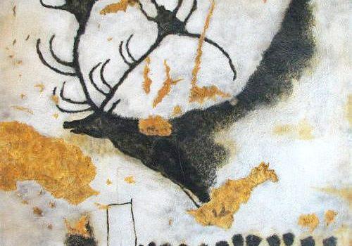 Prehistoric Dordogne - Megaloceros in Lascaux
