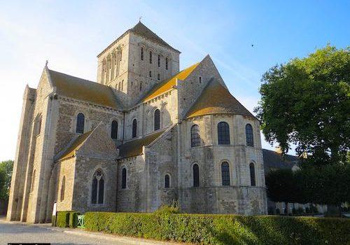 Lessay Abbey