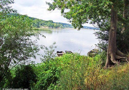 Loire Valley near Saumer
