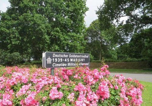 Marigny German Cemetery - Deutscher Sodatenfriedhof