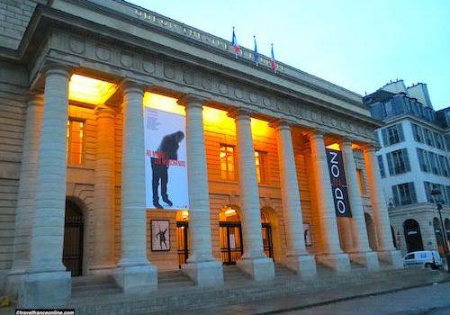 Odeon Theatre de l'Europe in Paris