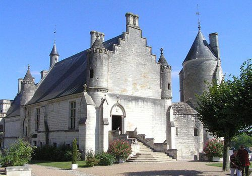 Royal City of Loches - Logis Royal