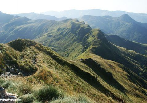 Traveling to Auvergne from the UK