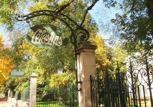 Vichy-Celestins entrance