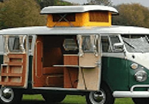 Campervan hire in France