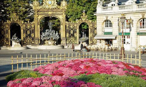 Lorraine - Place Stanislas in Nancy